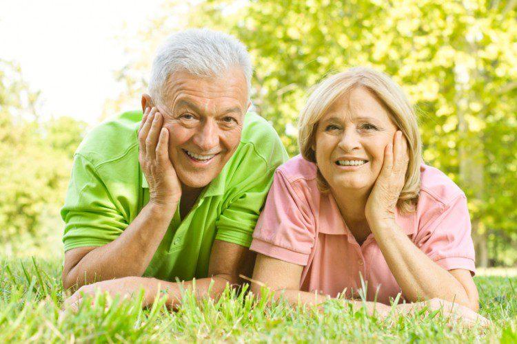 characteristics of old people