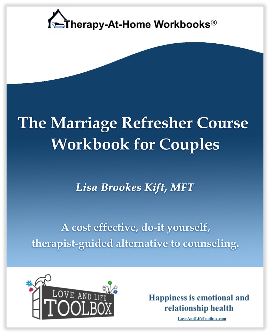 The marriage refresher course workbook for couples see what people are saying about therapy at home workbooks solutioingenieria Image collections