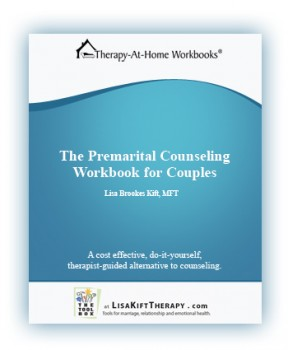 The Premarital Counseling Workbook for Couples