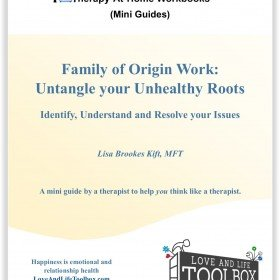Therapy at home workbooks affiliate program loveandlifetoolbox the premarital counseling workbook for couples family of origin work untangle your unhealthy roots solutioingenieria Choice Image