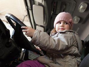 Inner Child Driving the Bus